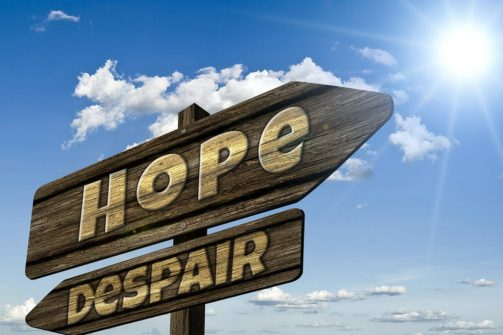 Hope, Not Despair