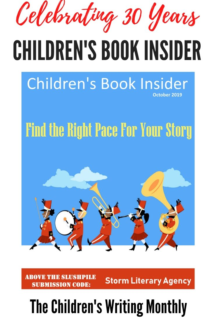 Children's Book Insider, the Children's Writing Monthly